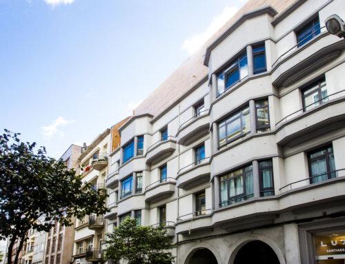 REFORMA DE EDIFICIO DESTINADO A HOTEL EN SANTIAGO