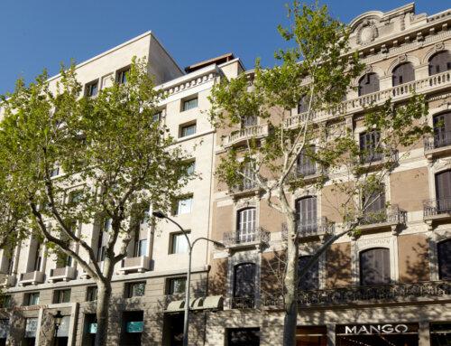 HOTEL 5* GRAN LUJO Y LOCAL COMERCIAL EN PASEO DE GRACIA 36