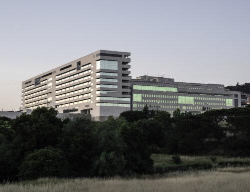 COMPLEJO HOSPITALARIO UNIVERSITARIO DE OURENSE (FASE I)