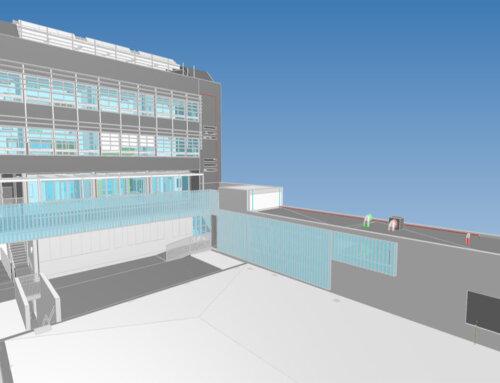NUEVA CONSTRUCCIÓN COLEGIO ERNEST LLUCH EN HOSPITALET DE LLOBREGAT, BARCELONA