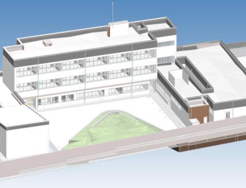 NUEVA CONSTRUCCIÓN COLEGIO VIROLET (LOTE 1) EN SABADELL
